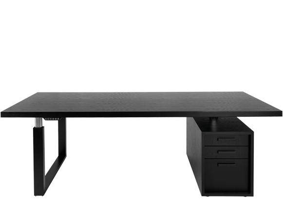 go desk master by gubi olsen. Black Bedroom Furniture Sets. Home Design Ideas
