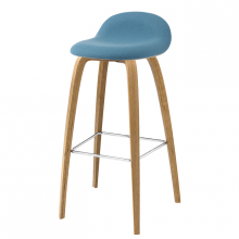gubi_chair_stool_front_upholsted_oak_blue_oak_base_front_product-resize