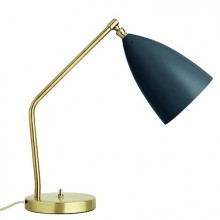 grasshoppa table lamp atracite blac