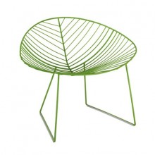 Leaf lounge chair 1 front