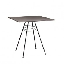 Leaf table H74 79x79 1 front