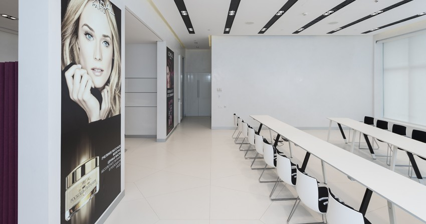 L Oreal Beauty Academy Moscow Vliving