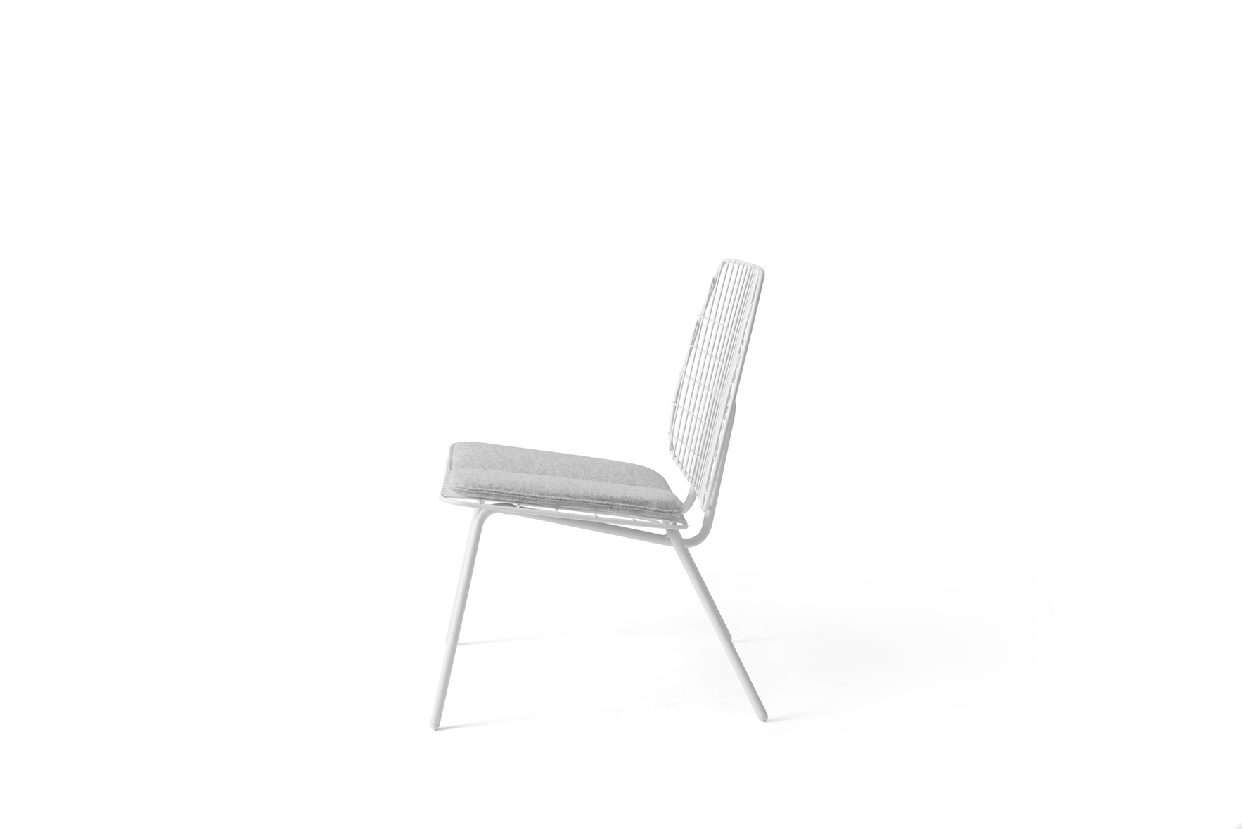 Wm String Lounge Chair Vliving